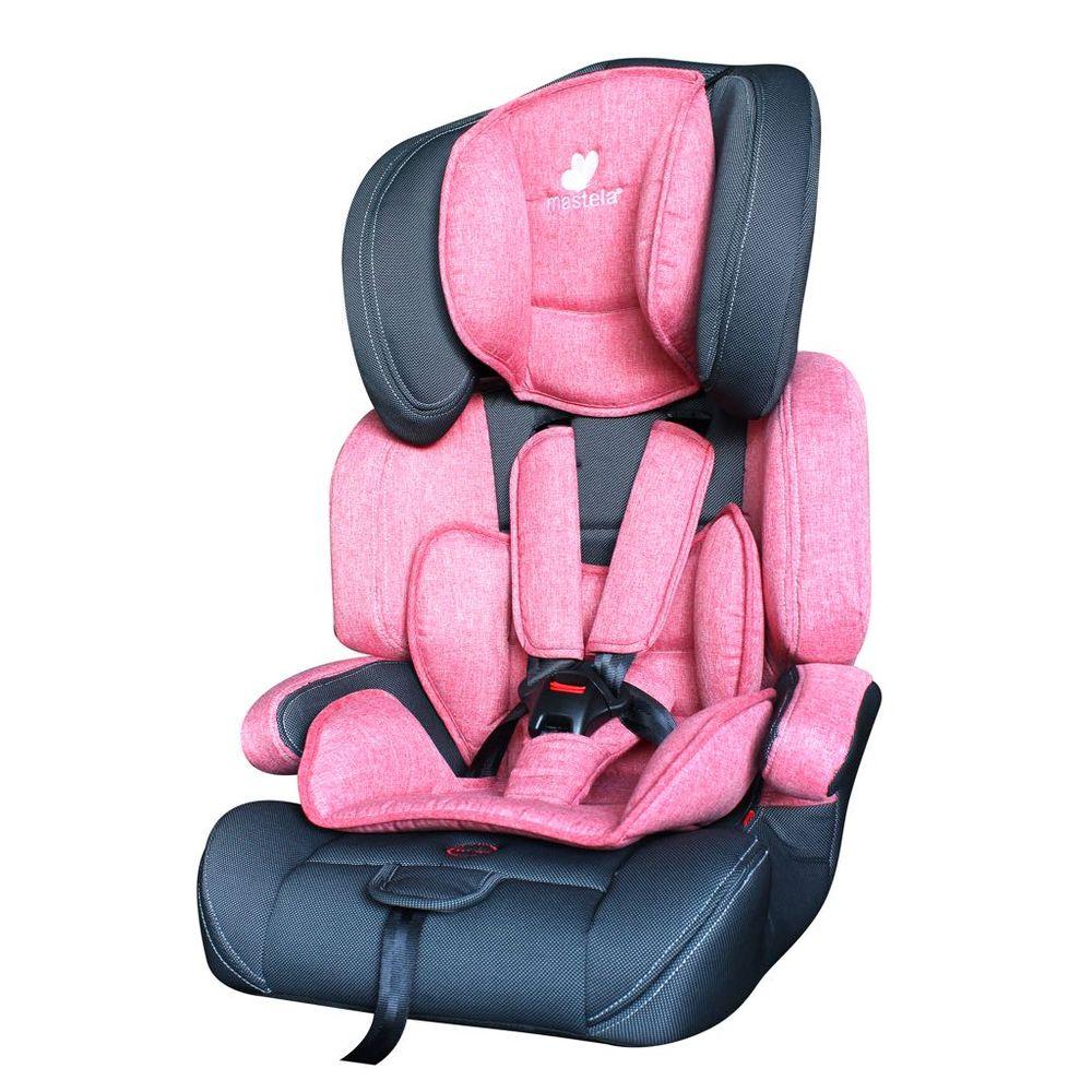 Cadeira para Auto Mastela Allegra Light Red - para Crianças de 9kg até 36Kg