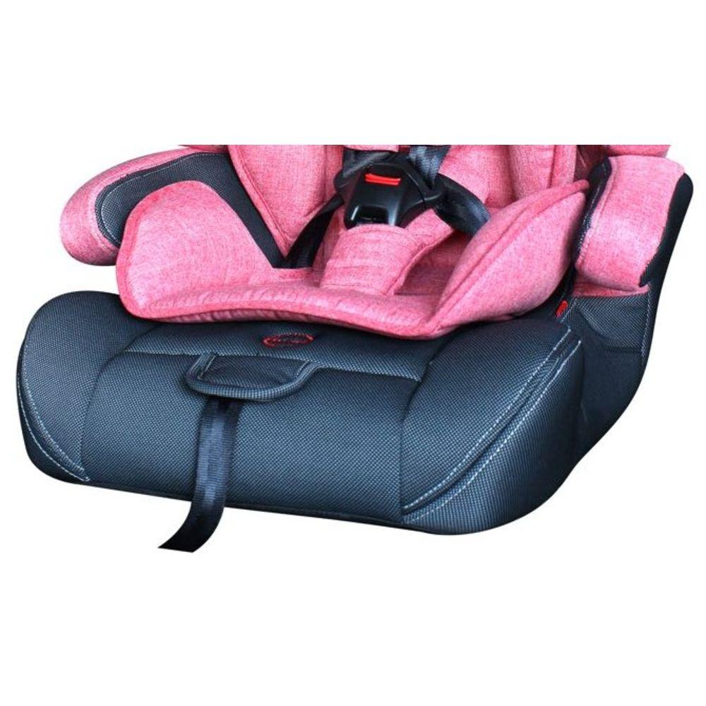 Cadeira para Auto Mastela Allegra Light Red - para Crianças de 9kg até 36Kg  - Encanto Baby