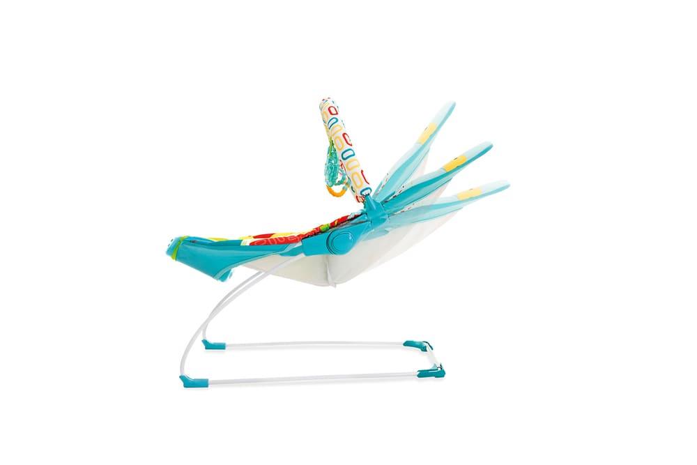 Cadeira Vibratória De Descanso E Musical Sinfonia Girafa Mastela  - Encanto Baby