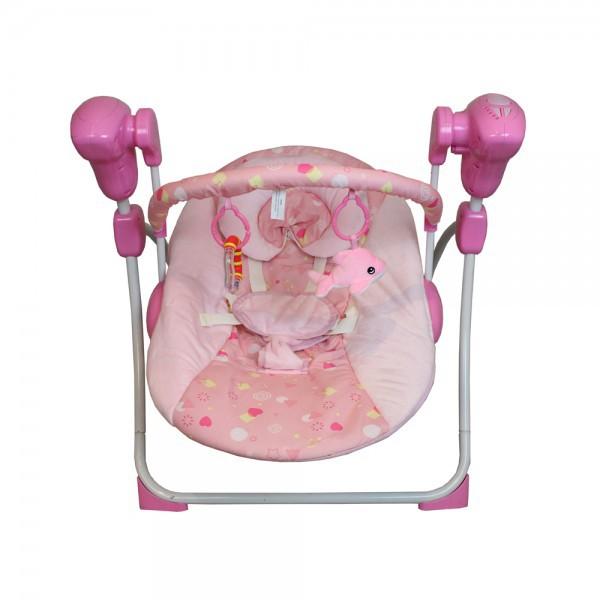 Cadeirinha De Balanço Automático Musical E Descanso Swing  - Encanto Baby