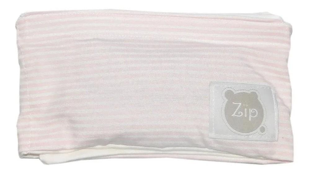 Faixa Térmica Abdominal Para Cólica Do Bebê Ervas Naturais Zip Toys