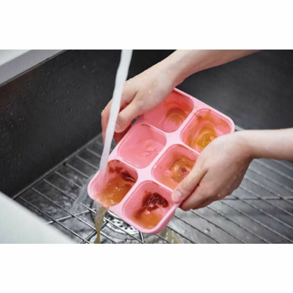 Forma Para Congelar Papinha Marcus & Marcus Hipopótamo  - Encanto Baby