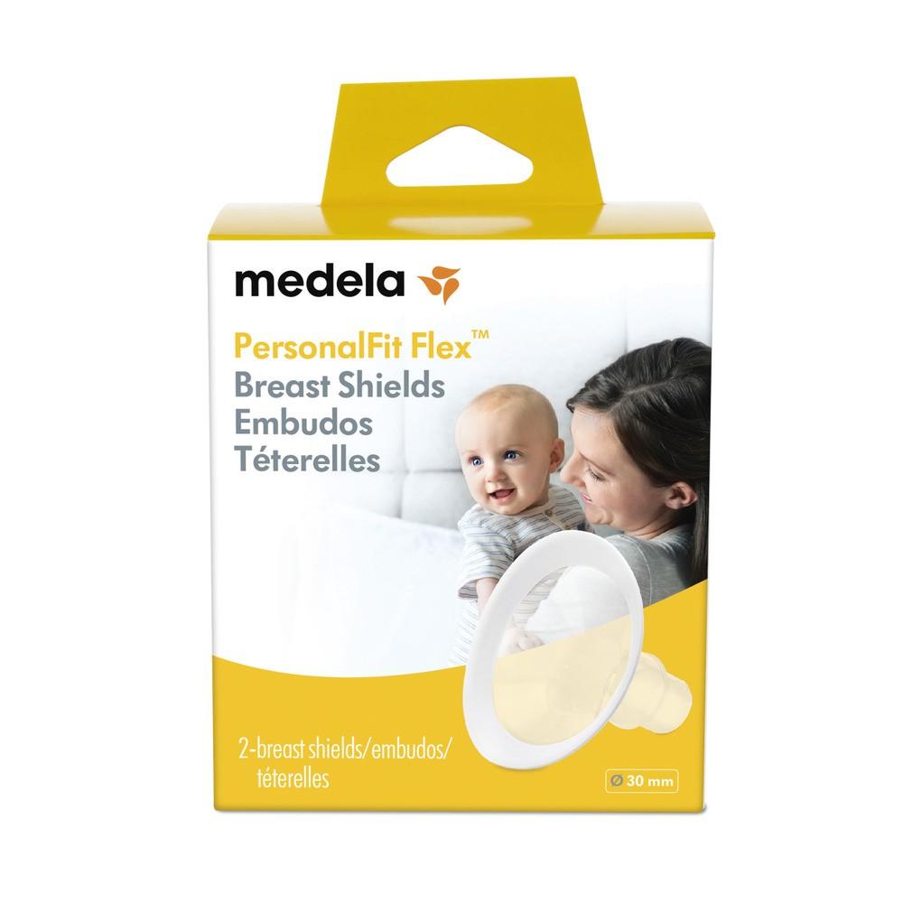 Funil Para Extração De Leite Personalfit Flex (30mm) Medela  - Encanto Baby