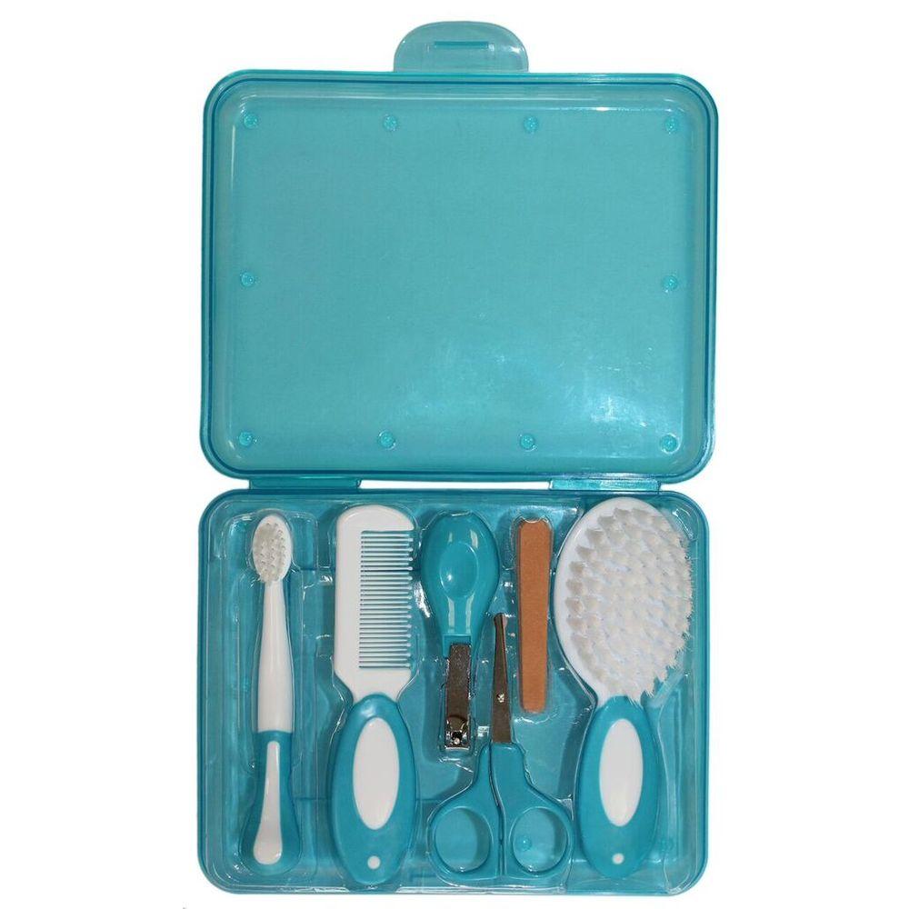Kit Higiene Ibimboo Infantil Azul