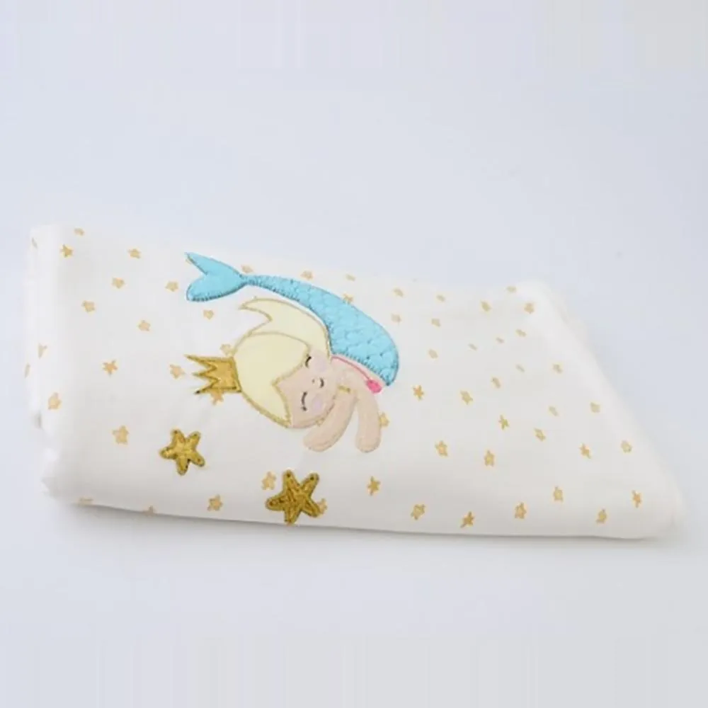 Manta Bebê Zip Toys Sereia Alana  - Encanto Baby
