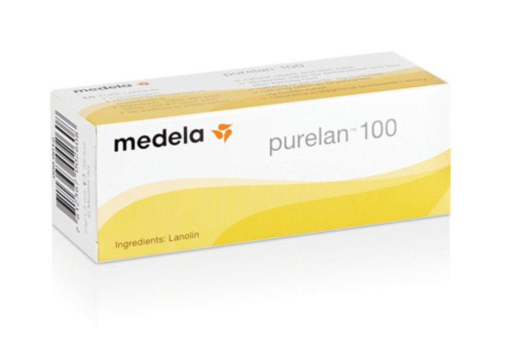 Pomada Para Seios De Lanolina Purelan 100 37g Medela  - Encanto Baby