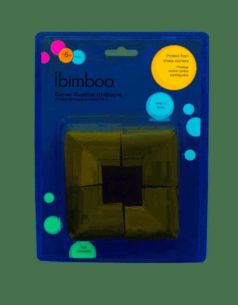 Protetor De Cantos Em Forma De U Ibimboo  - Encanto Baby