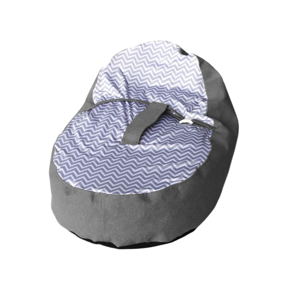 Puff Ninho Estampado Baby Pil com Cinto de Segurança 2 em 1 RN-03 anos