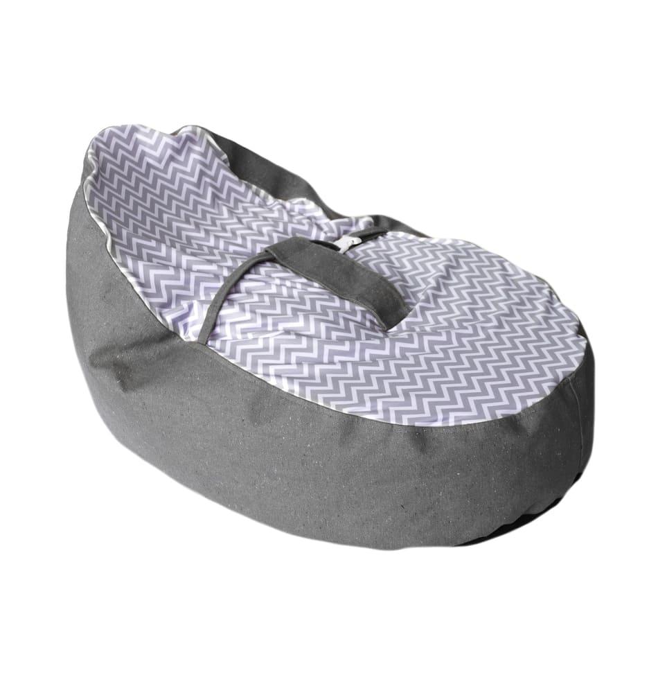 Puff Ninho Estampado Baby Pil com Cinto de Segurança 2 em 1 RN-03 anos  - Encanto Baby