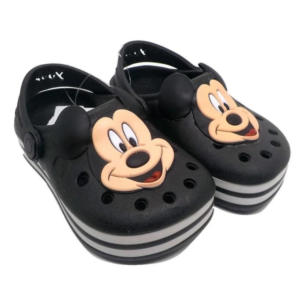 Sandália Babuche Infantil Mickey