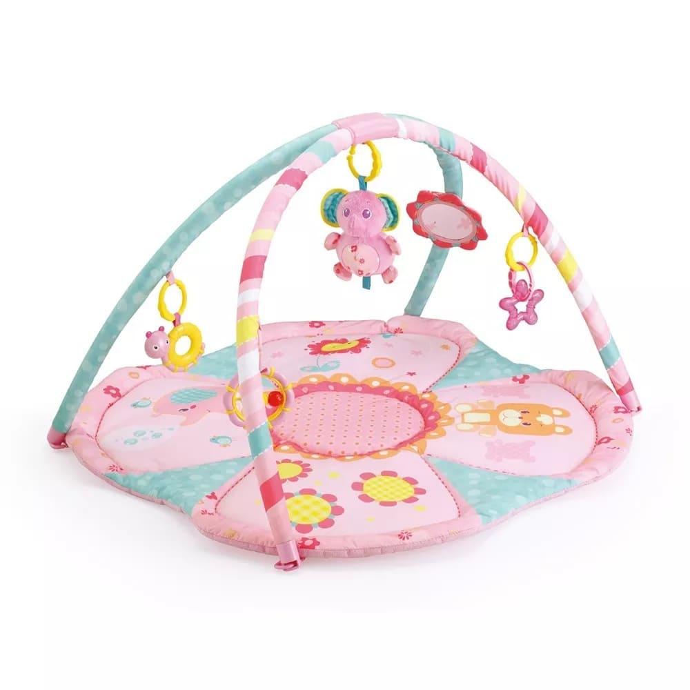 Tapete de Atividades Rosa Elefante Mastela  - Encanto Baby