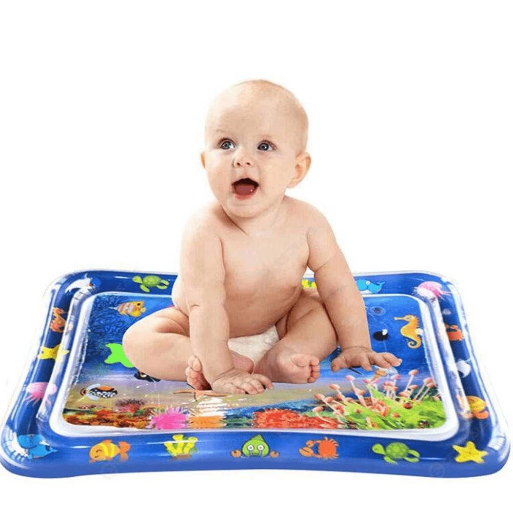 Tapete Infantil Inflável Água Atividades Color Baby