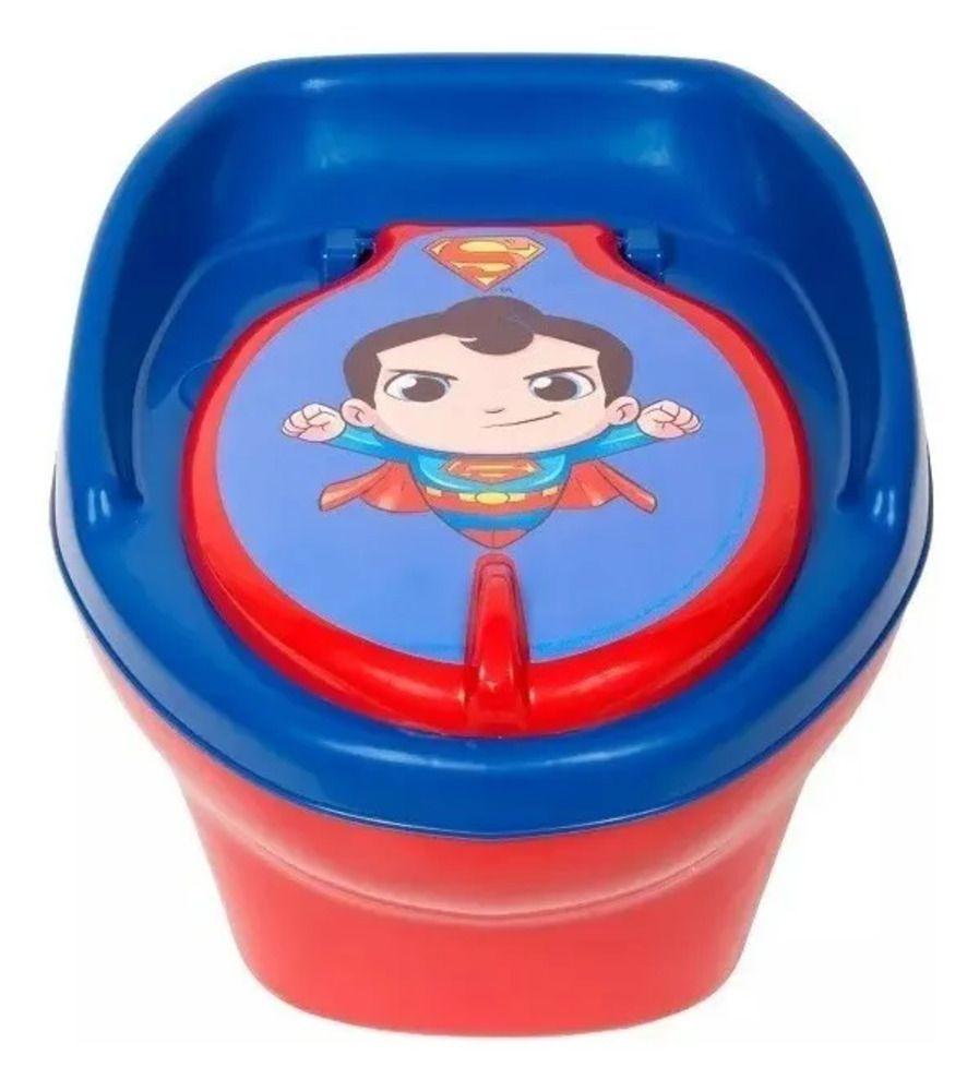 Troninho Styll Baby Super Homem  - Encanto Baby
