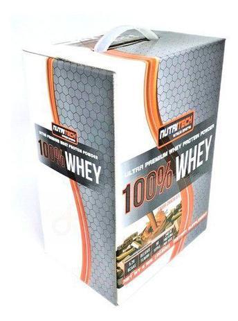 100% WHEY PURE - NUTRITECH