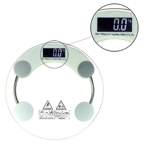 Balança Digital Corporal   até 180kg