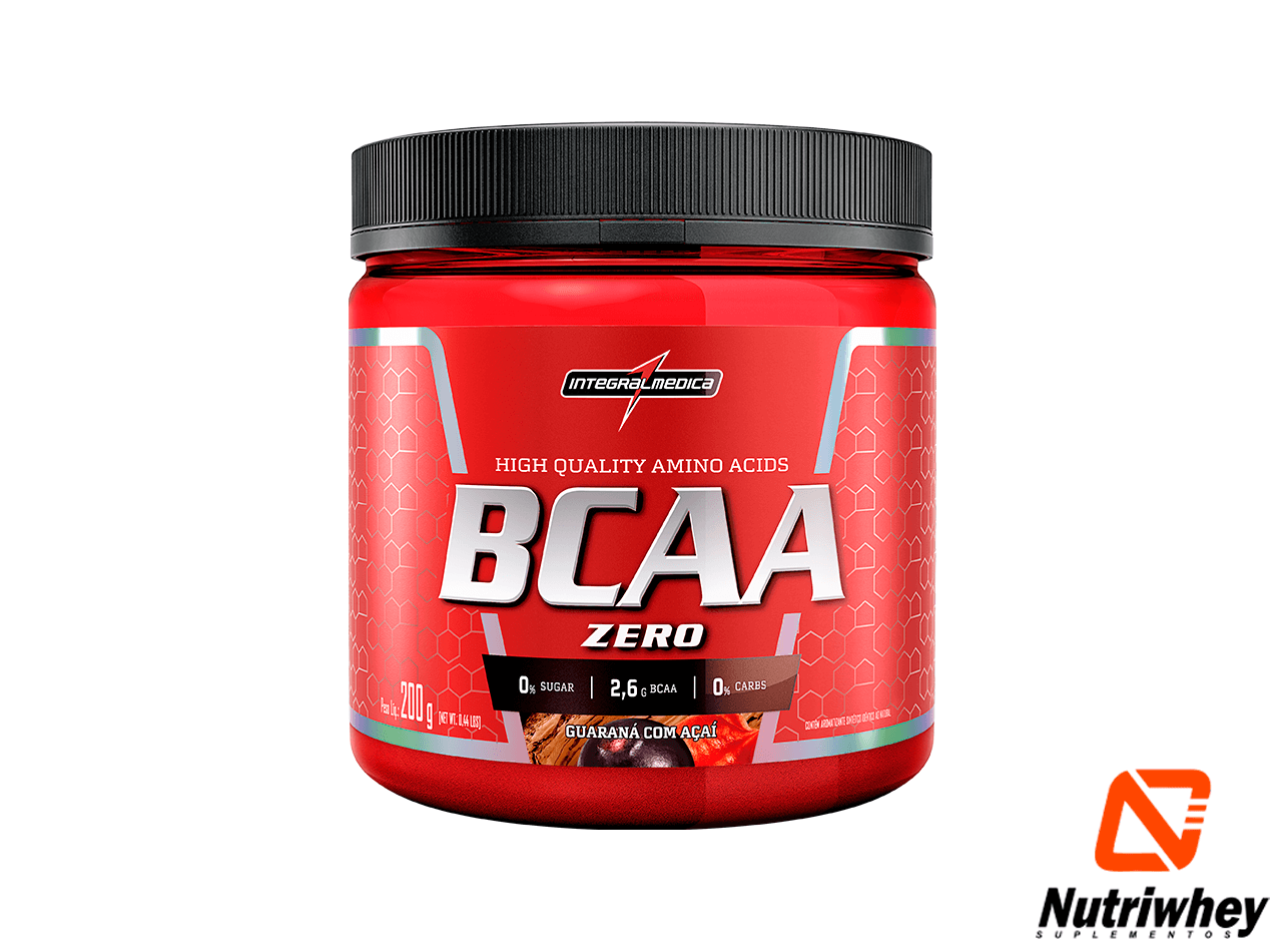 BCAA Zero Powder | Integral Médica | 200g