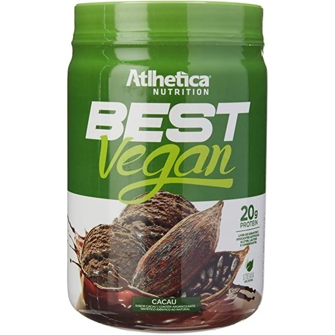 BEST VEGAN 500G ATLHETICA NUTRITION