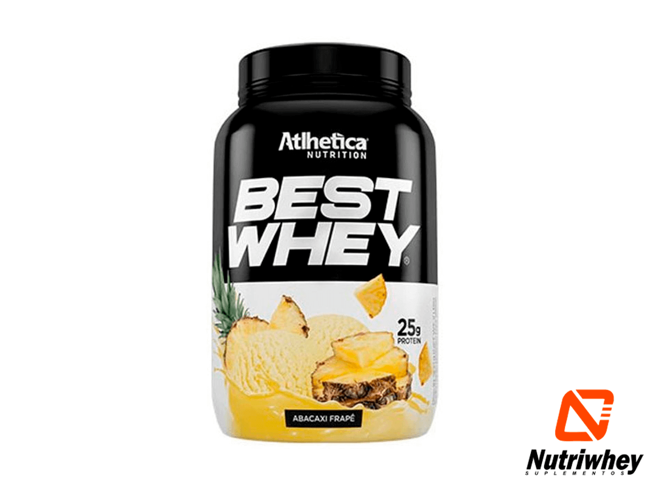 Best Whey | Atlhetica Nutrition | 900g