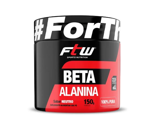 BETA ALANINA (150G) - FTW