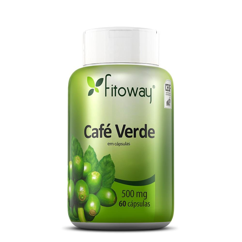 CAFÉ VERDE (60CAPS) - FITOWAY