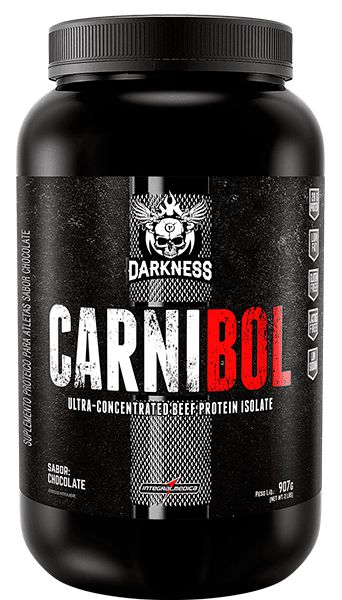 Carnibol Beef Protein Isolado | Darkness - Integral Médica | 907g