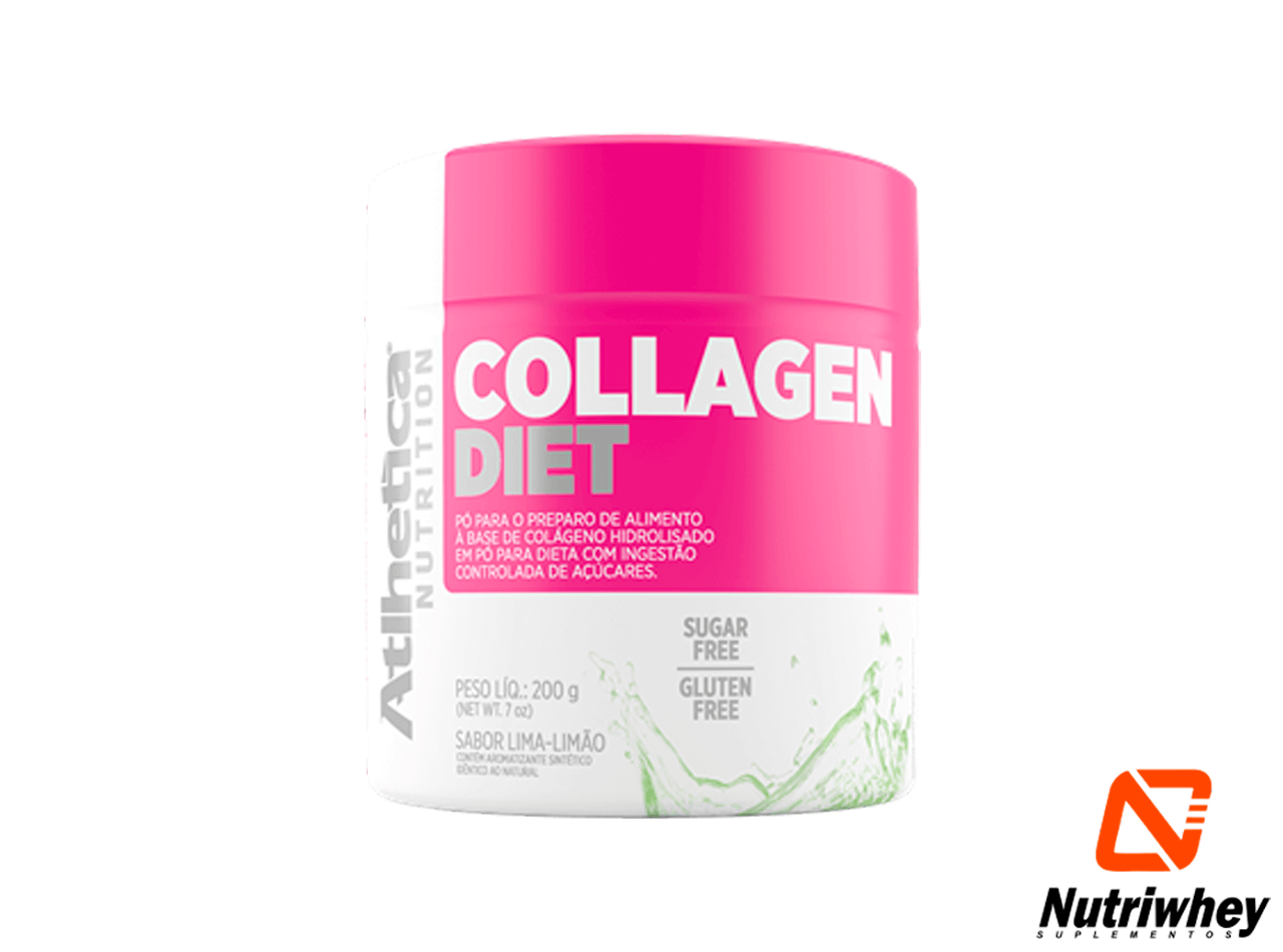 Colageno Diet | Atlhetica Nutrition | 200g