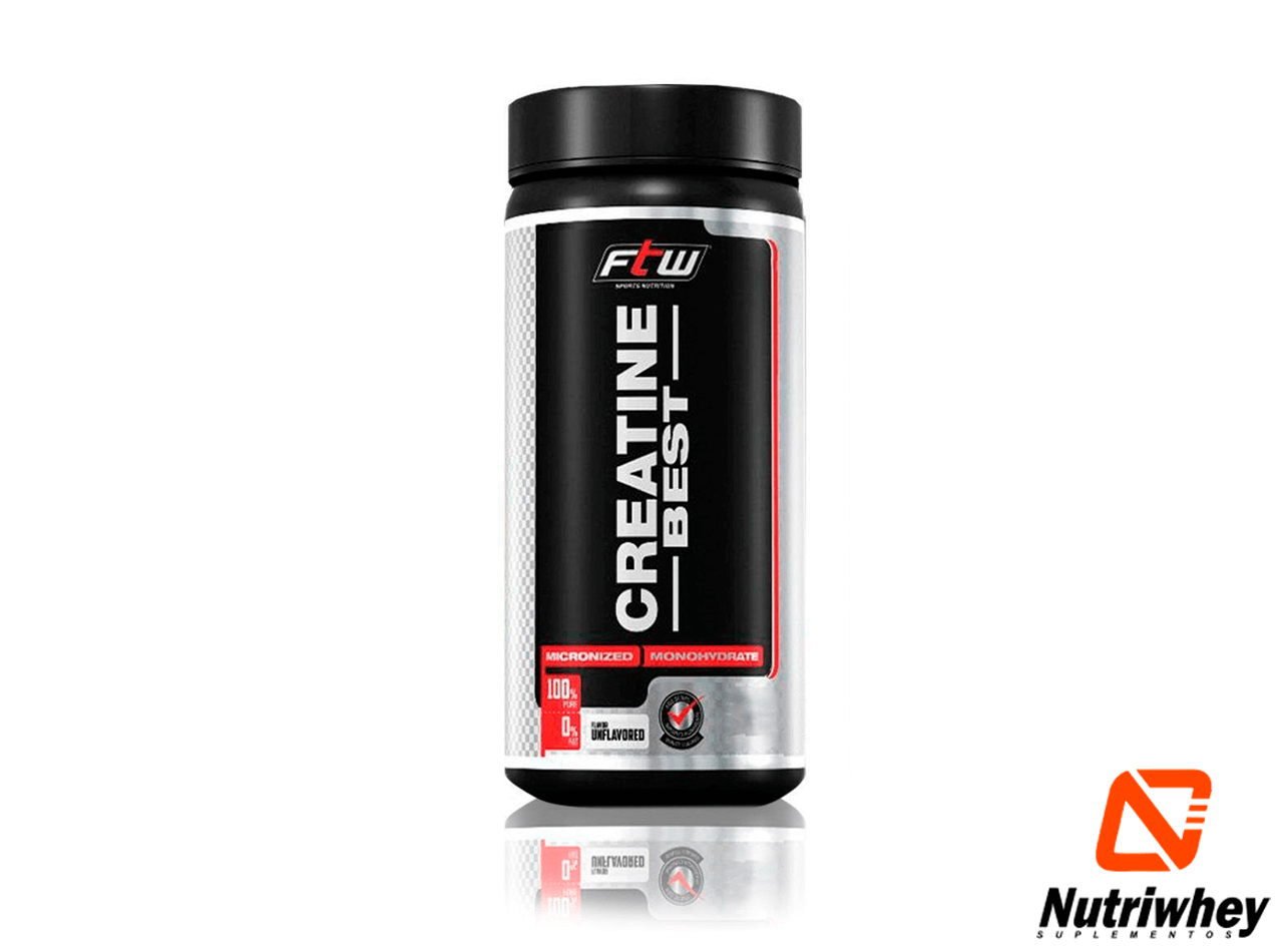Creatine Best Micronized / Monohydrate | FTW | 100g