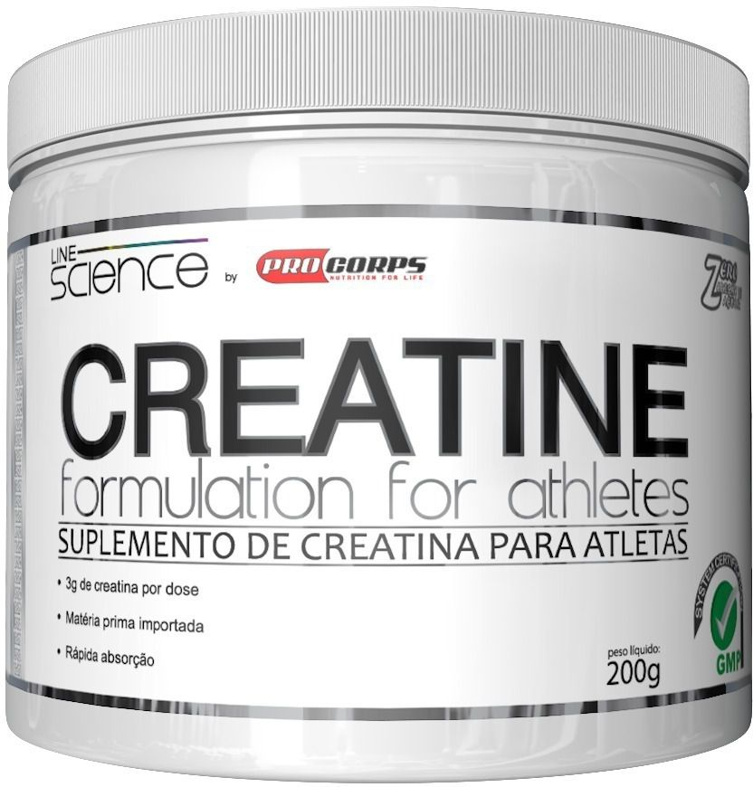 Creatine Line Science | Pro Corps | 200g