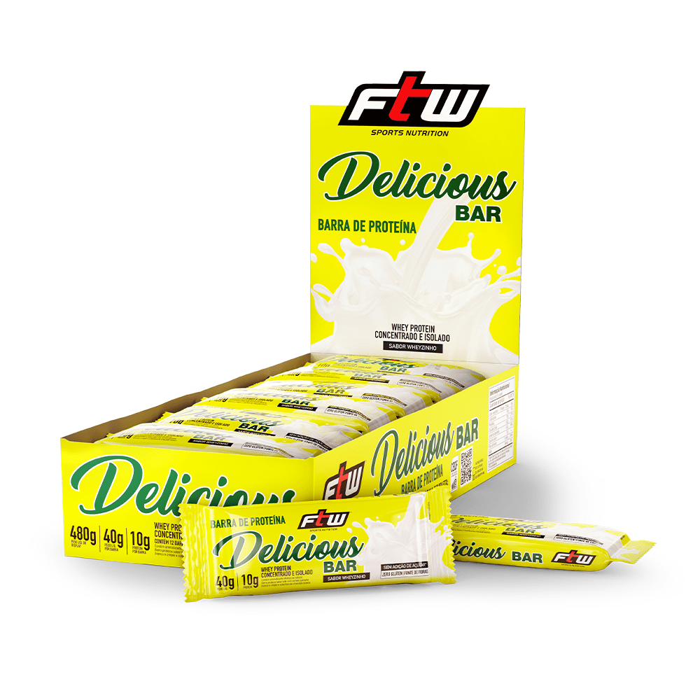 DELICIOUS BAR (40G) - FTW