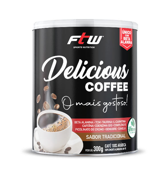 DELICIOUS COFFE (300GR) - FTW