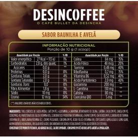 DESINCOFFEE| 220G| DESINCHÁ