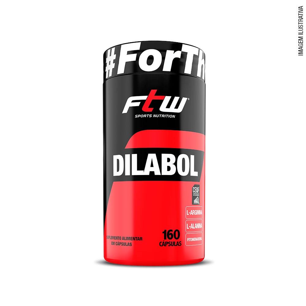 DILABOL (160CAPS) - FTW