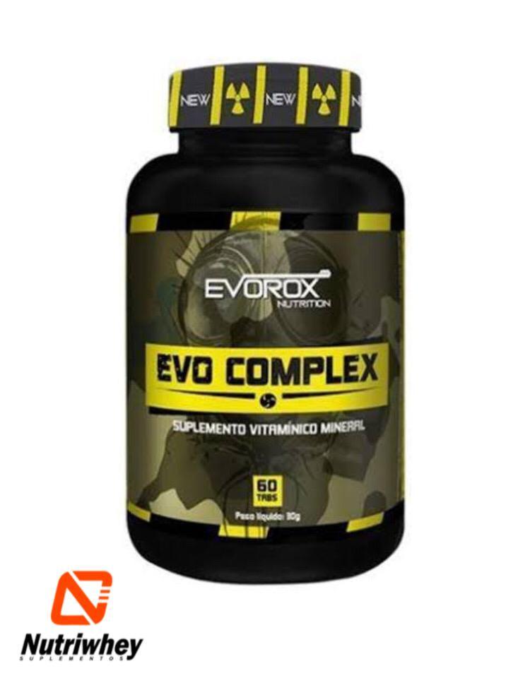 EVO COMPLEX| 60TABS| EVOROX