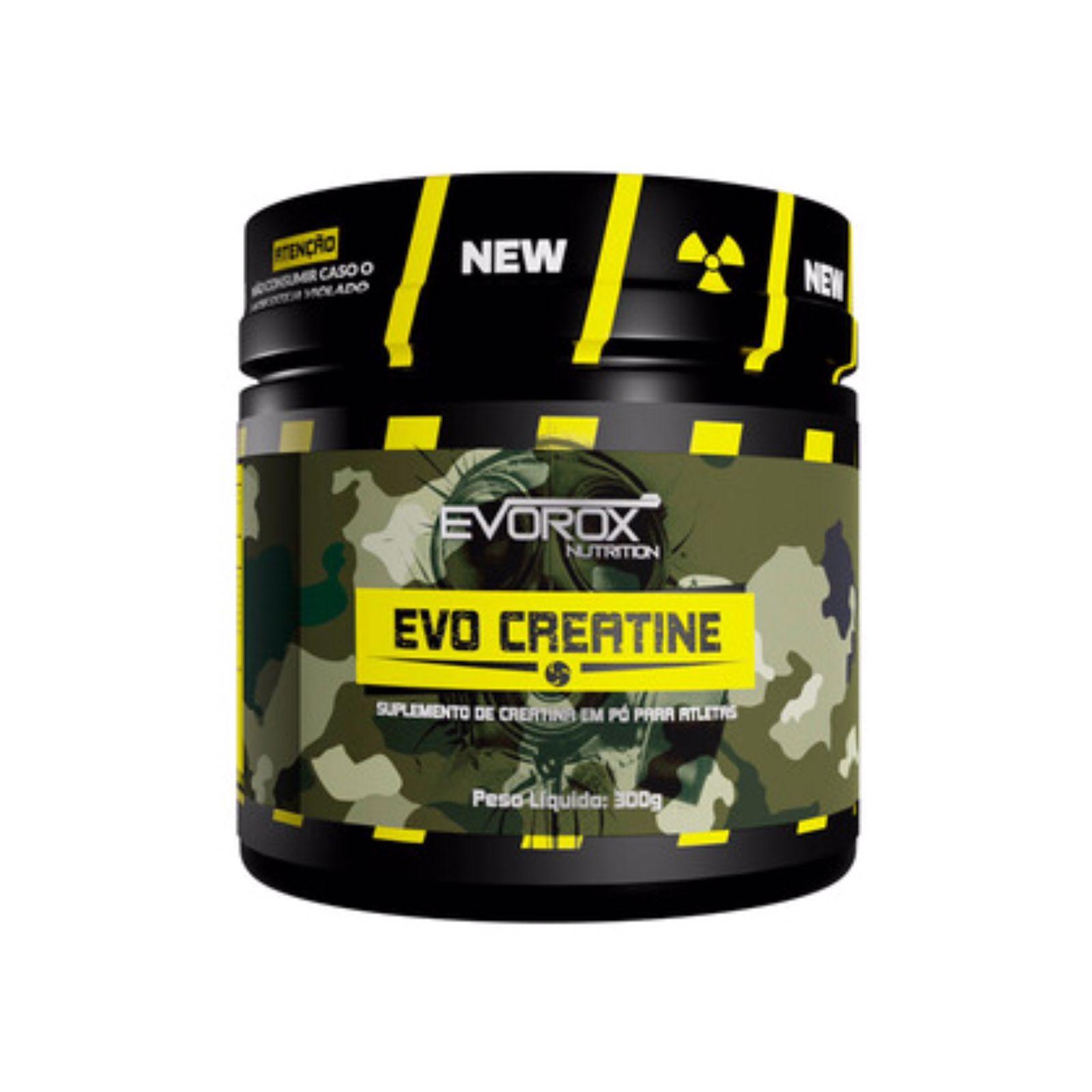 EVO CREATINE ( 300G ) - EVOROX