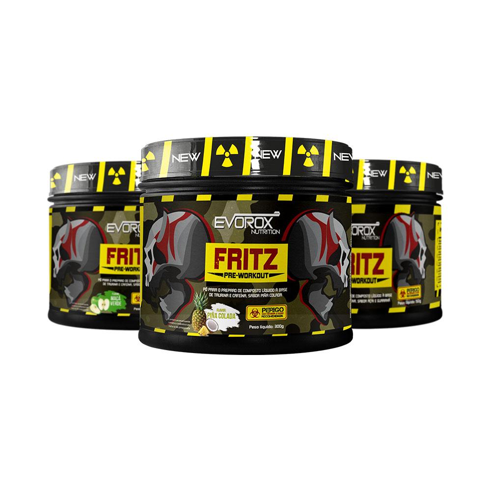 FRITZ PRE-WORKOUT (300G)  EVOROX