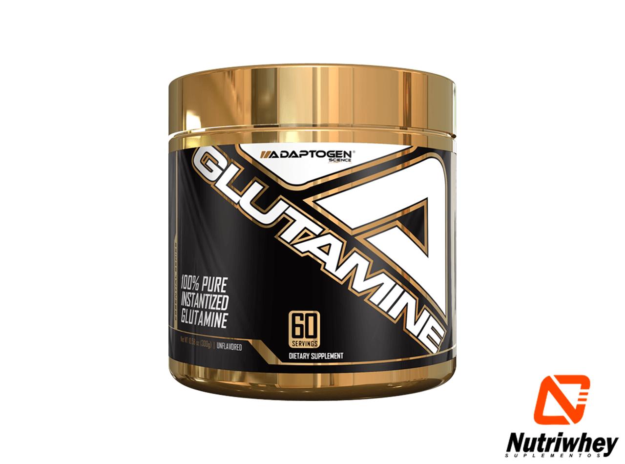 Glutamina Fermentada | Adaptogen | 300g