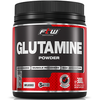 Glutamina Powder FTW| 300g
