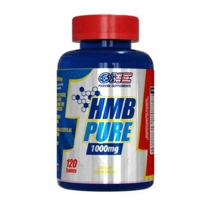 HMB PURE (120TABLETES) - ONE PHARMA SUPPLEMENTS