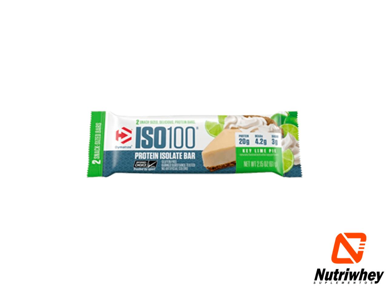 ISO 100 Bar | Dymatyze | 61g