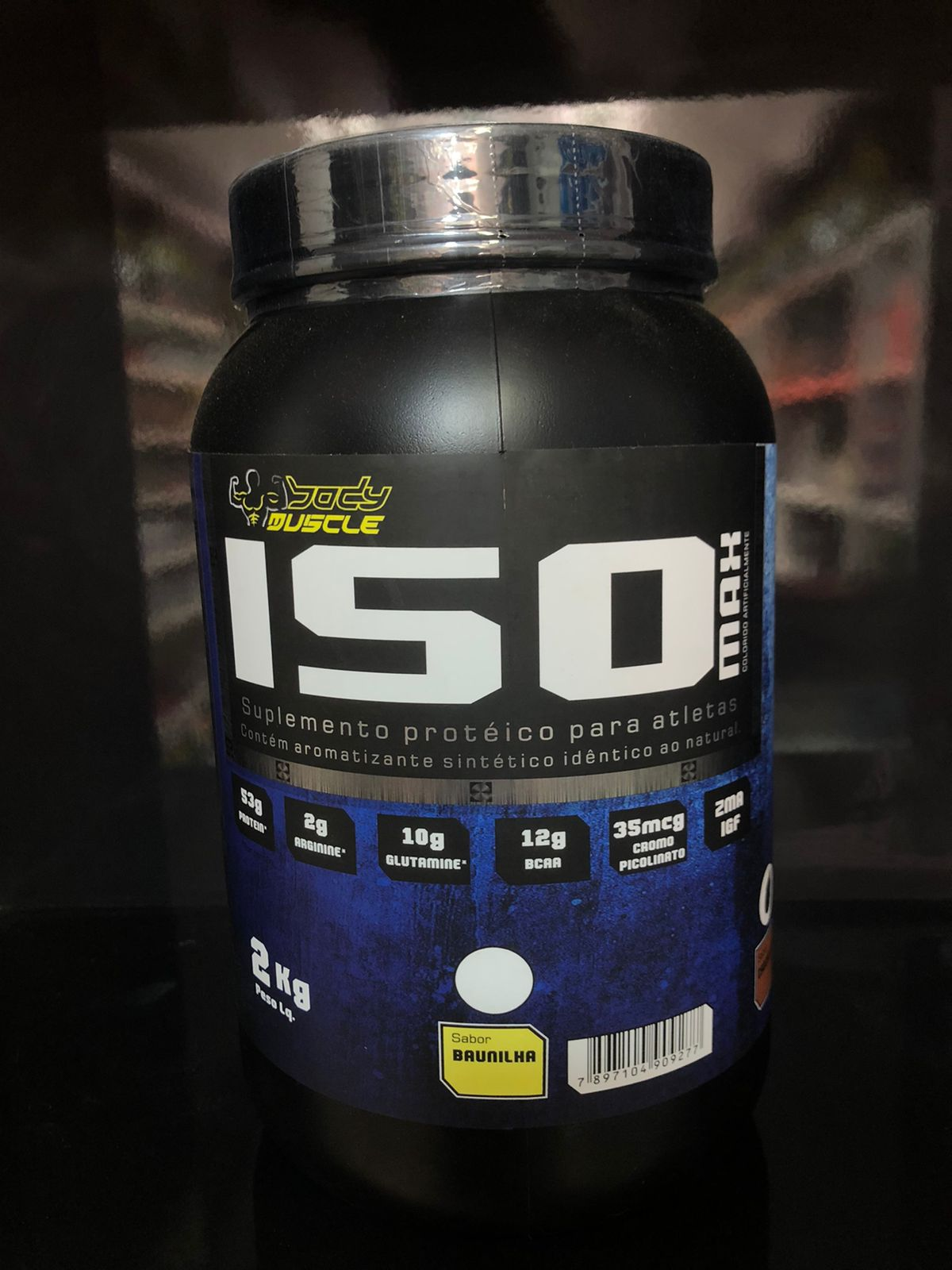 ISO MAX (2KG)  BODY MUSCLE