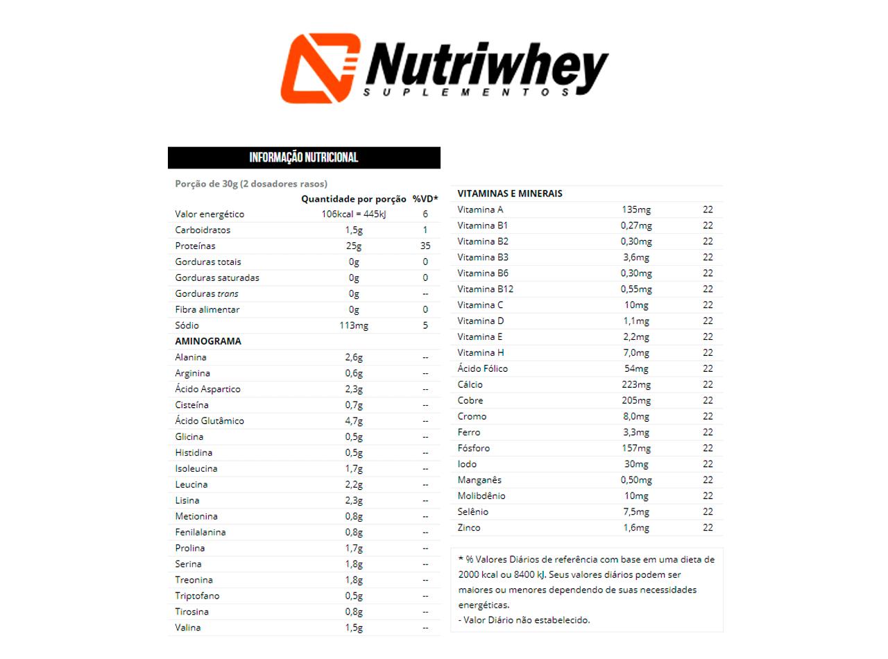 ISO Whey Protein | Max Titanium | 900g