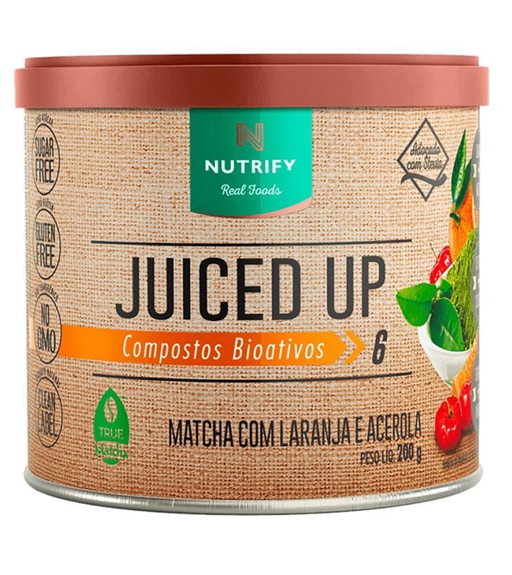JUICED UP | 200G| NUTRIFY