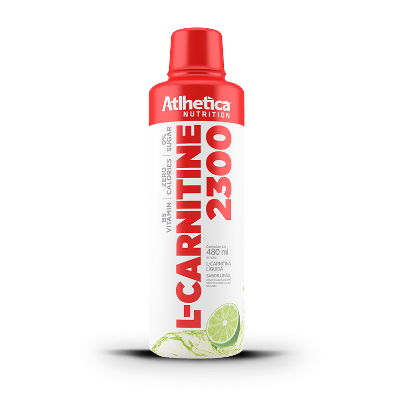 L-Carnitina 2300 | Atlhetica Nutrition | 480ml