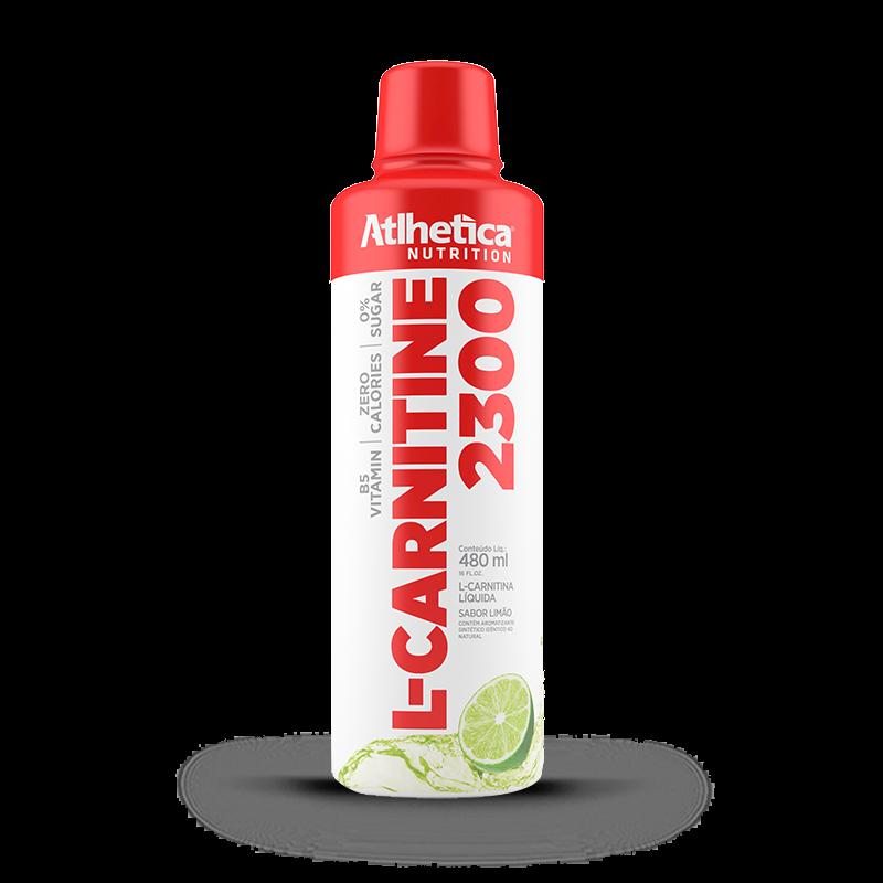 L-Carnitina 2300 | Atlhetica Nutrition | 480ml