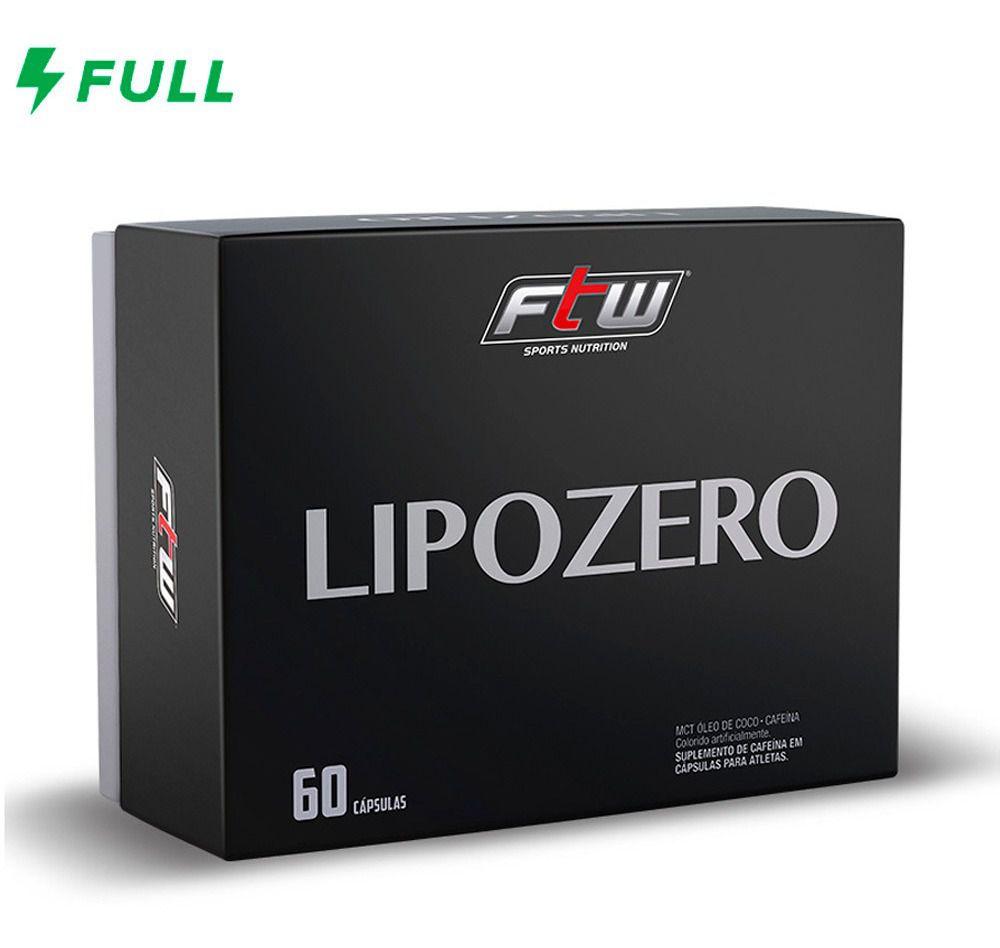 LIPOZERO (60CAPS) FTW