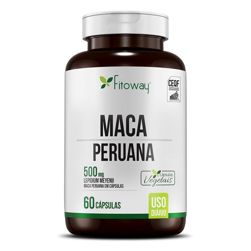 MACA PERUANA (60 CAPS) - FITOWAY