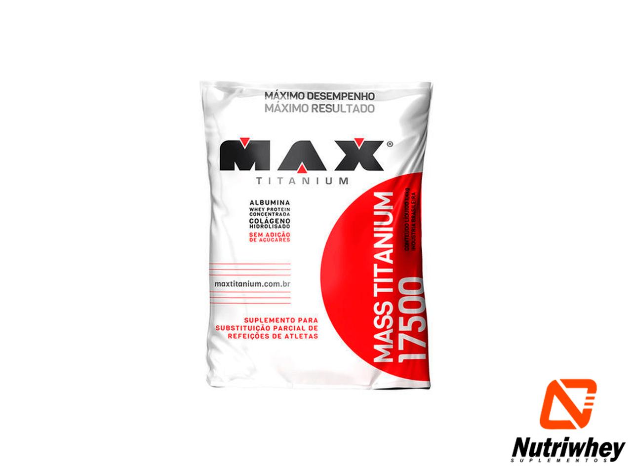 Mass Titatnium | Max Titanium | Refil 1.4kg