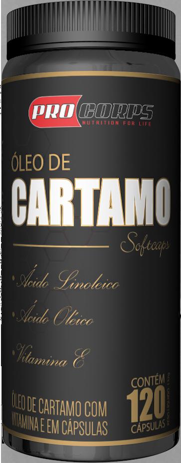 Óleo de Cartamo (120caps) PRO CORPS