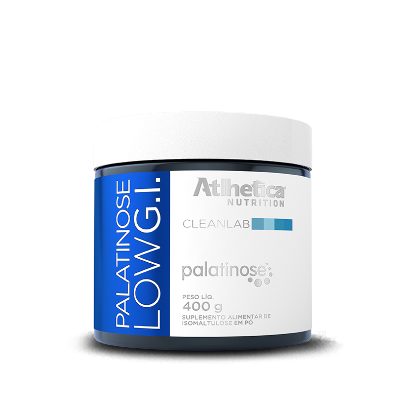 Palatinose LOW G.I. | Atlhetica Nutrition | 400g