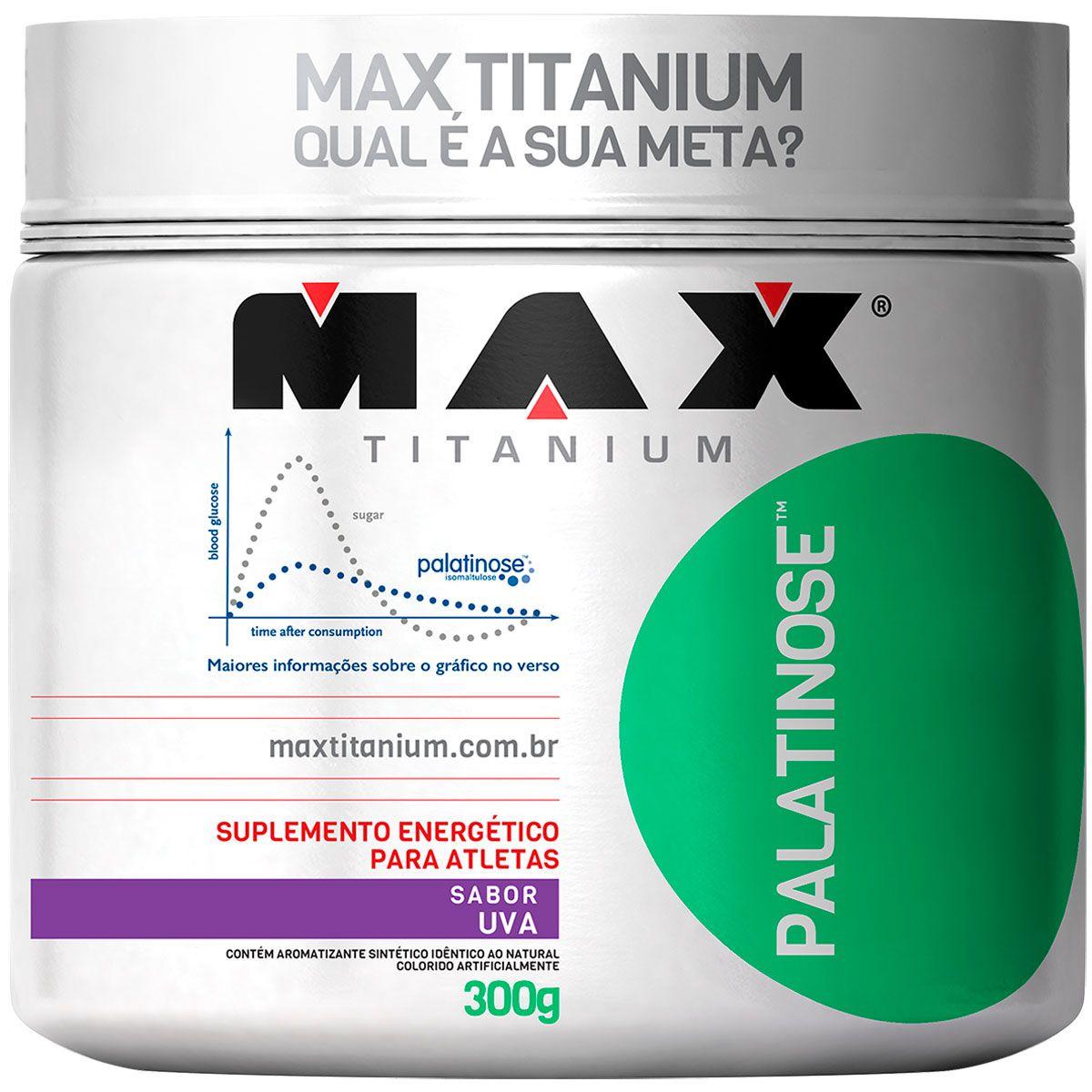 Palatinose | Max Titanium | 300g